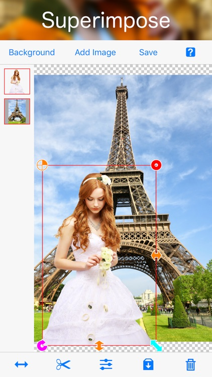 PhotoLayers for iPhone - Pro screenshot-3