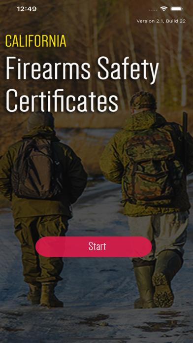 California Firearms Safety screenshot 1