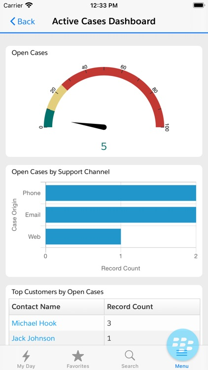 Swyft Mobile for Salesforce screenshot-6