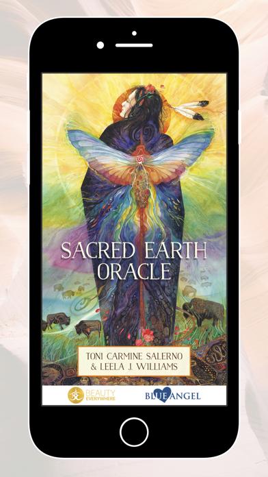Sacred Earth Oracle screenshot 1