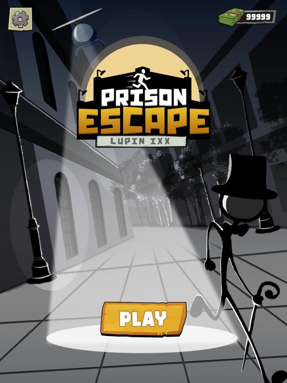 刑務所脱出:スティックマンストーリーのおすすめ画像7