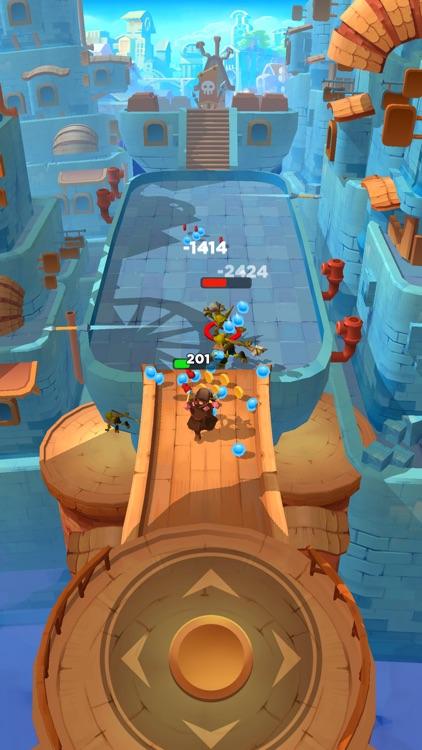 Rogue Land screenshot-3