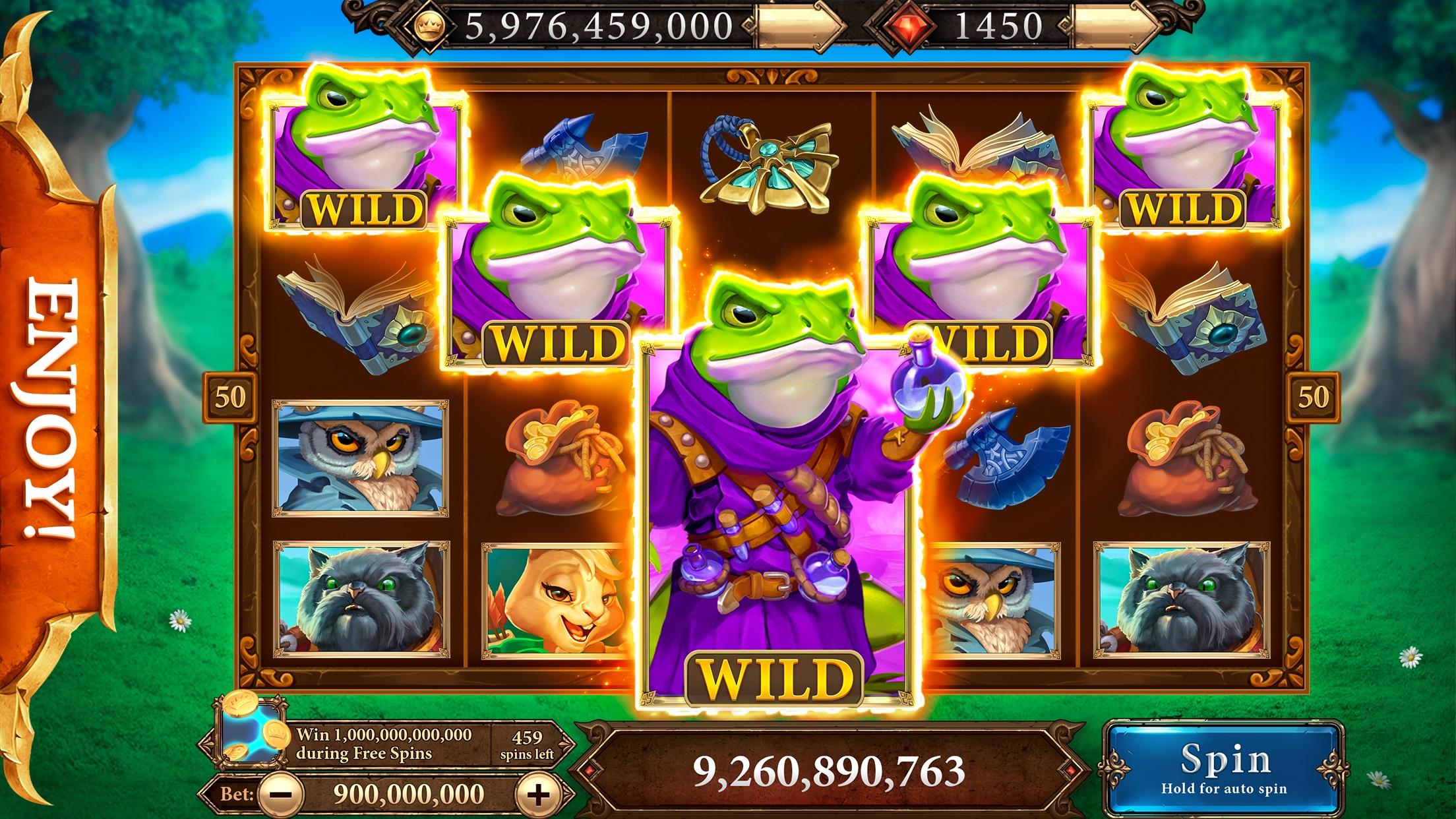 Scatter Slots - Сasino Games Screenshot