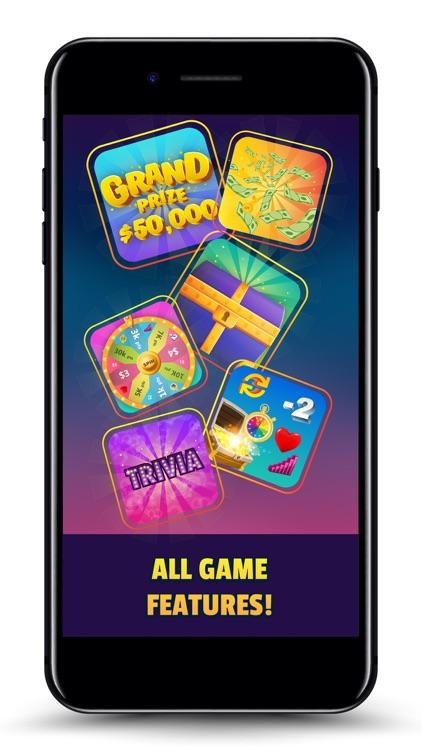 Play and Win -Win Cash Prizes! screenshot-7
