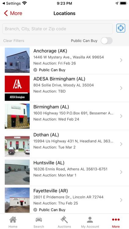 IAA Buyer Salvage Auctions screenshot-7