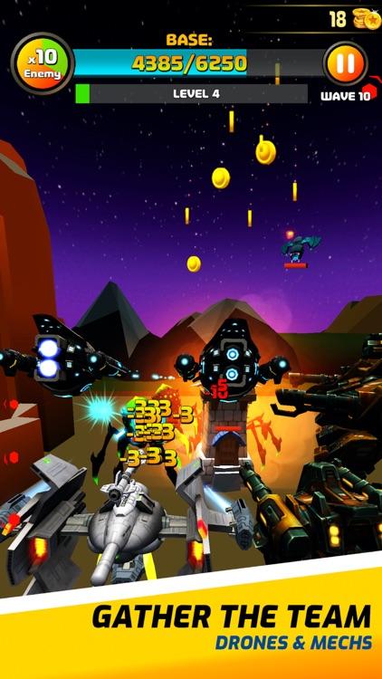 Star Force X: Save the Worlds screenshot-6