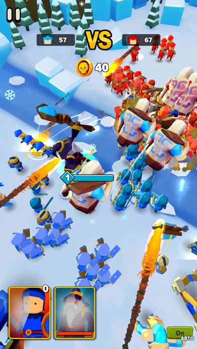 Legion Clash: World Conquest screenshot 5
