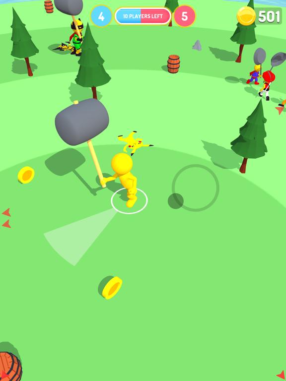 Smashers .io screenshot 7