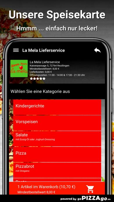 La Mela Reutlingen screenshot 4