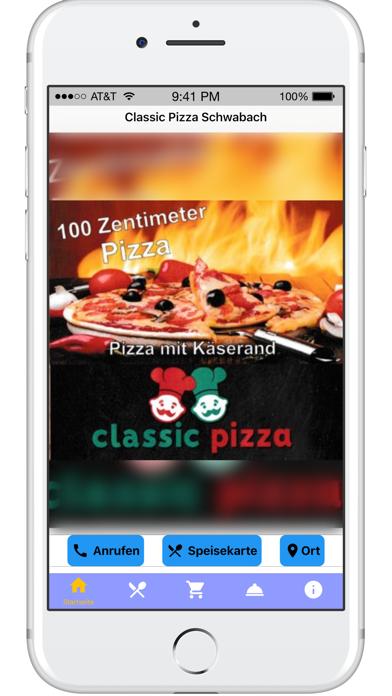 Classic Pizza Schwabach screenshot 2