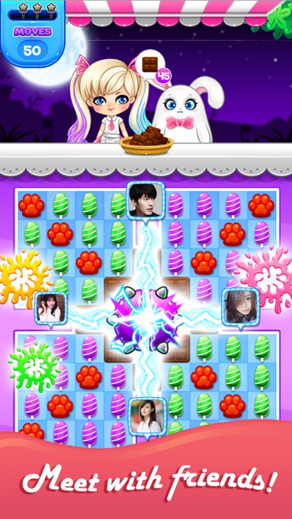 Candy Sweet: Match 3 Games screenshot-5