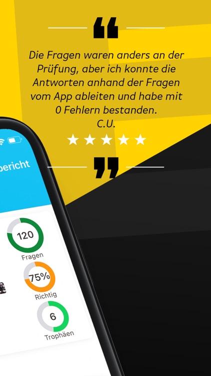 iTheorie Taxiprüfung Schweiz screenshot-7