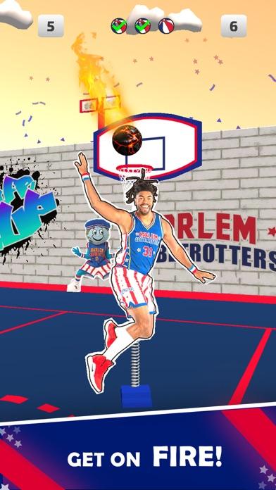 Harlem Globetrotter Basketball screenshot 3