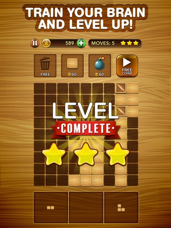 Best Blocks Block Puzzle Games screenshot 7