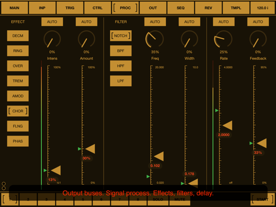 Ipad Screen Shot BeatCutter 5