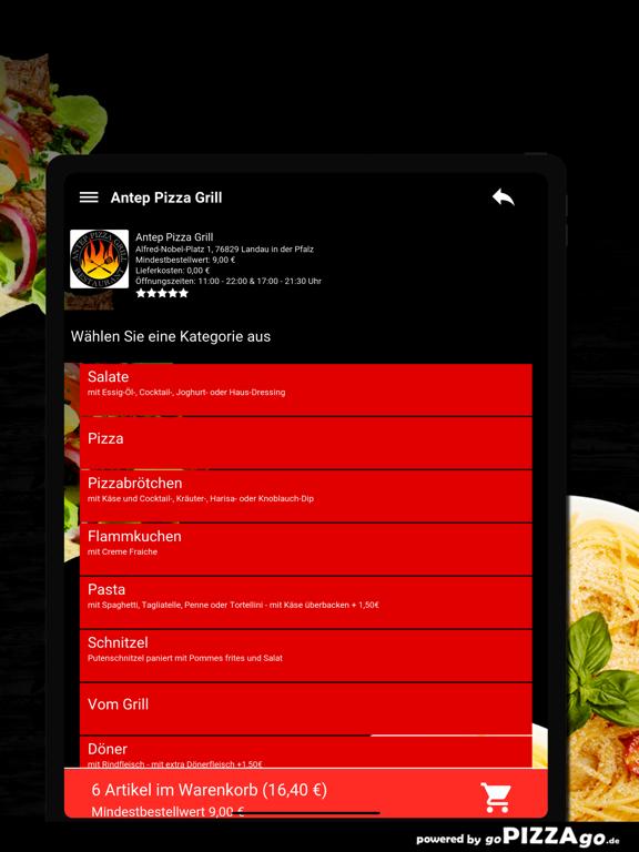 Antep Pizza Grill Landau screenshot 8