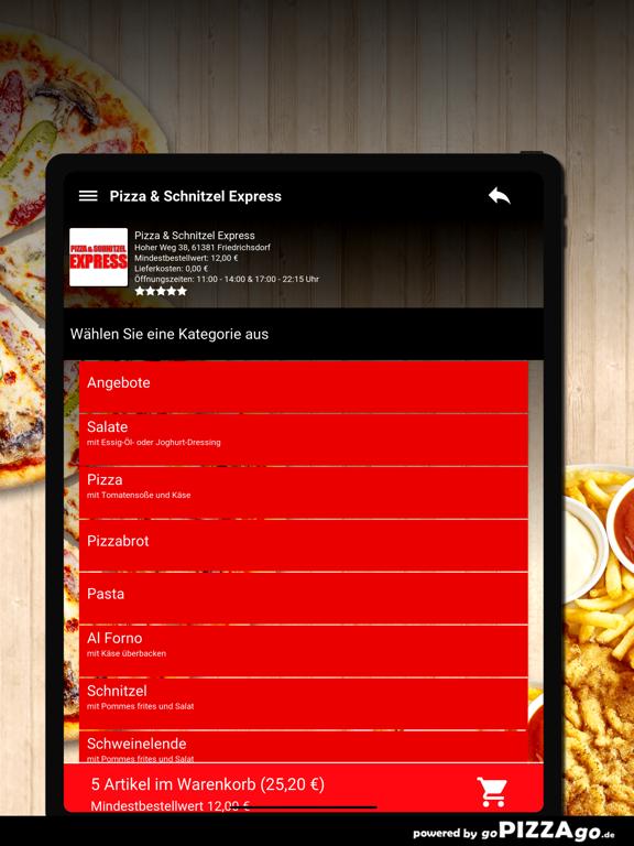 Pizza Express Friedrichsdorf screenshot 8