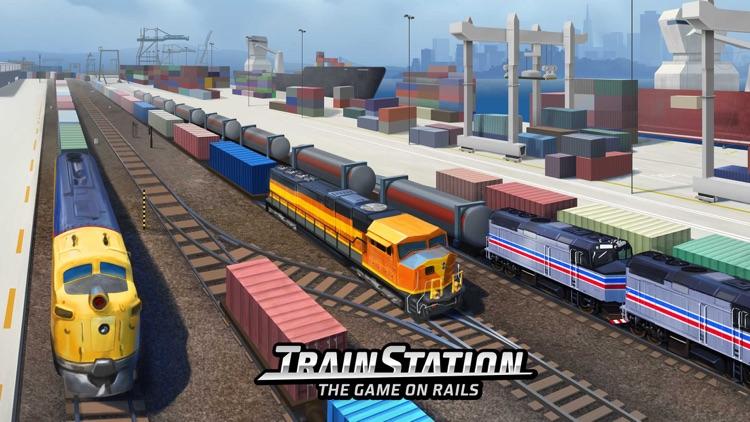 Train Station: Rail Transport