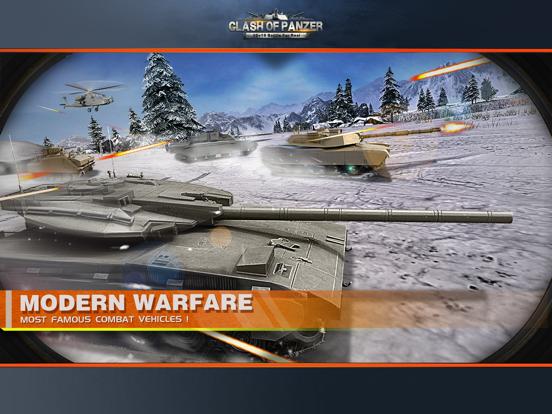 Clash of Panzerのおすすめ画像8
