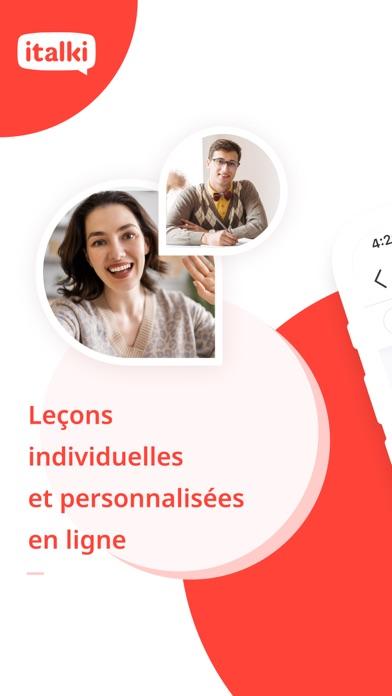 messages.download italki : Apprendre des langues software