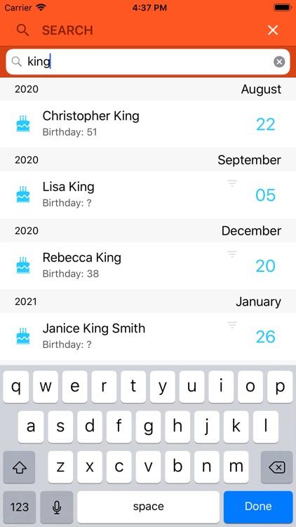 Birthday Boss screenshot-4