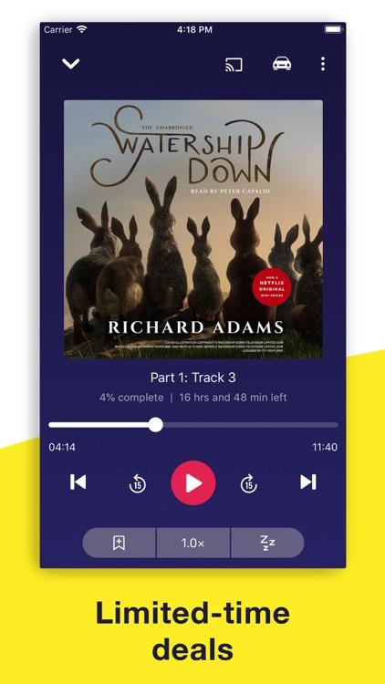 Chirp Audiobooks