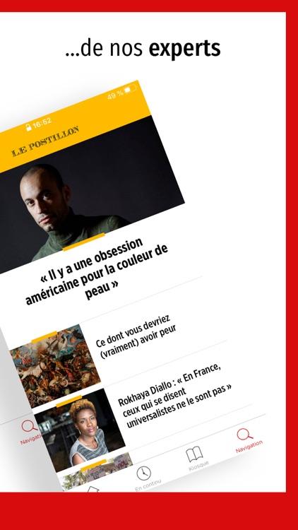Le Point journal & actualités screenshot-6