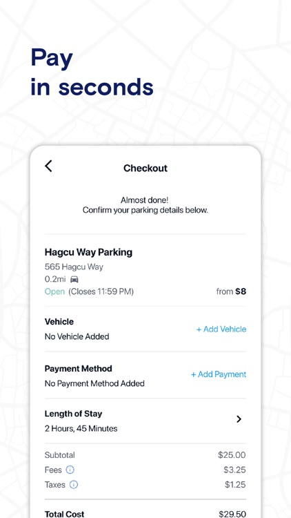 REEF Mobile: Parking Made Easy screenshot-4