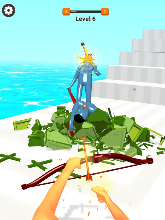 Archer Hero 3D screenshot 6