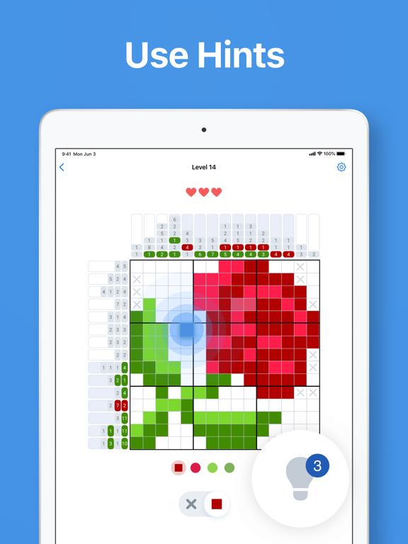 Nonogram.com Color: Logic Game screenshot 9