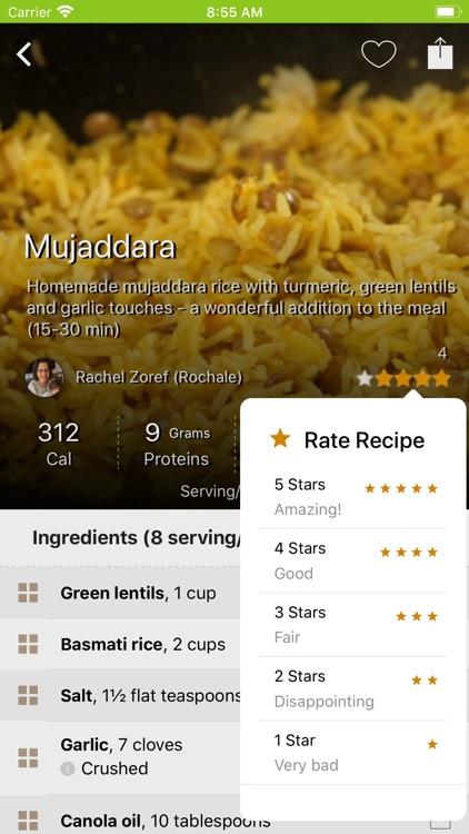 Vegan Foods: Recipes for Vegan screenshot-7