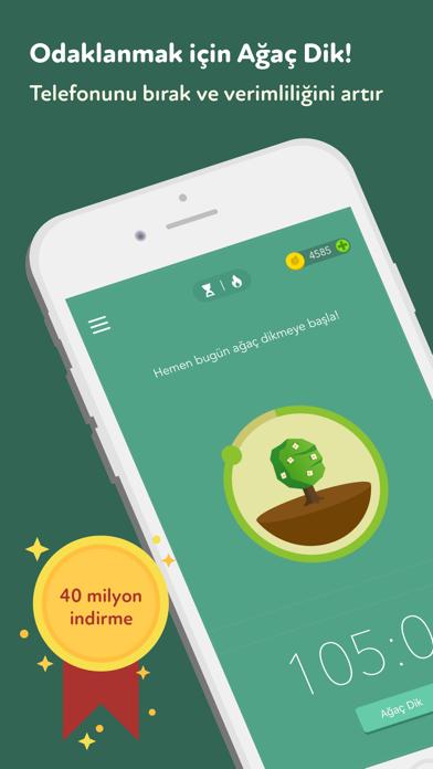 Forest - Odaklan iphone ekran görüntüleri