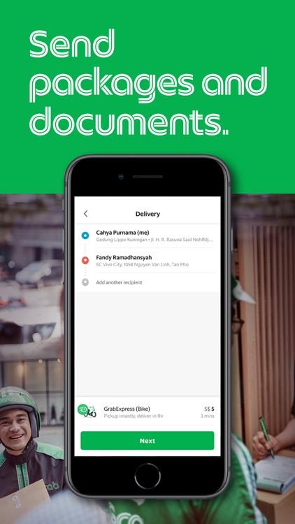 Grab Superapp screenshot-3