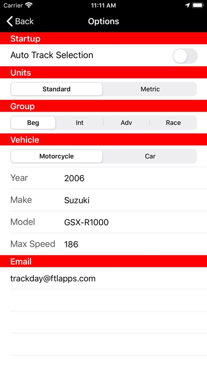 TrackDay for iPhone screenshot-6