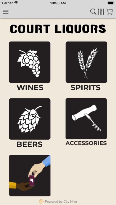 Court LiquorsScreenshot of 2