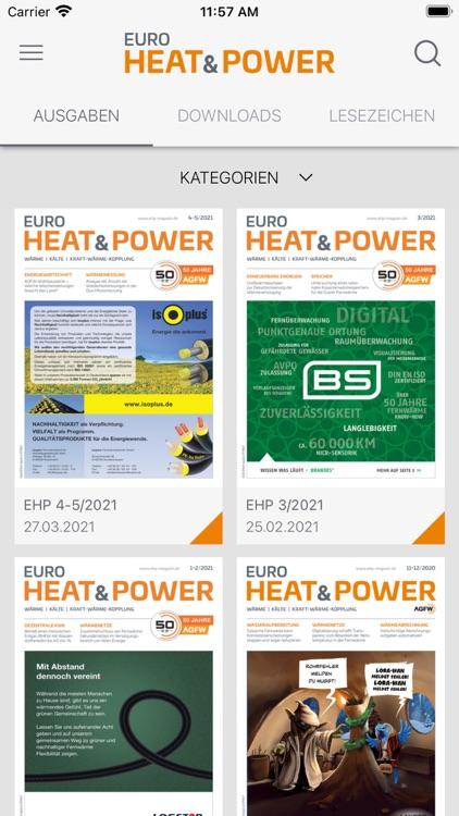 EuroHeat&Power