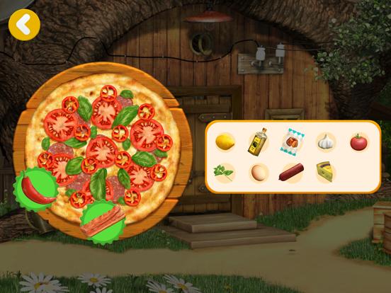 Masha and the Bear Pizzeria! screenshot 9