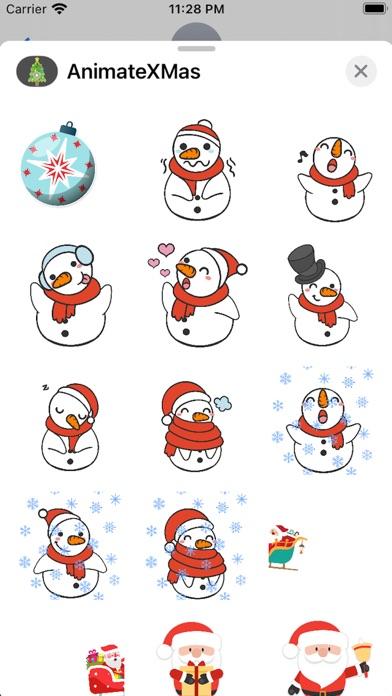 Animated Christmas Xmas screenshot 2