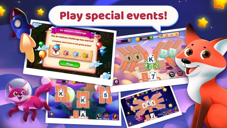 Solitaire Story TriPeaks Cards screenshot-3