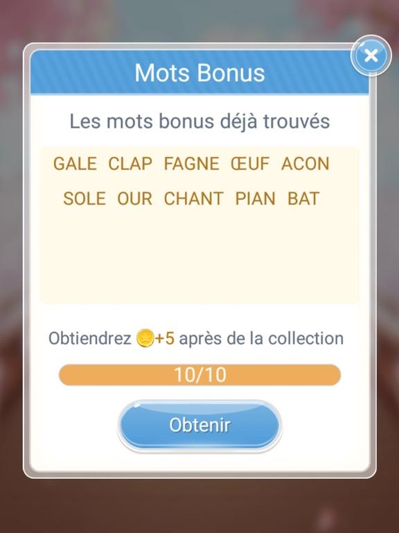 Briser des Mots - Jeux Croisés screenshot 8