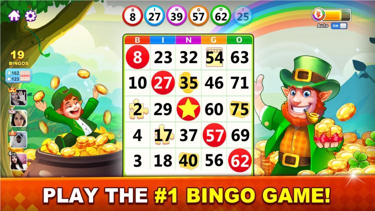 Bingo! Live Story Bingo Games screenshot-0