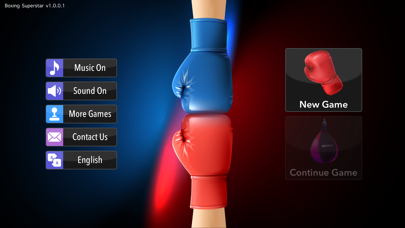 Boxing Superstar Screenshot on iOS