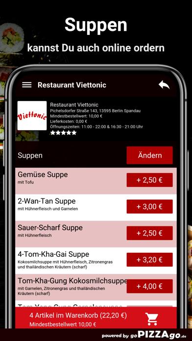 Viettonic Berlin Spandau screenshot 5