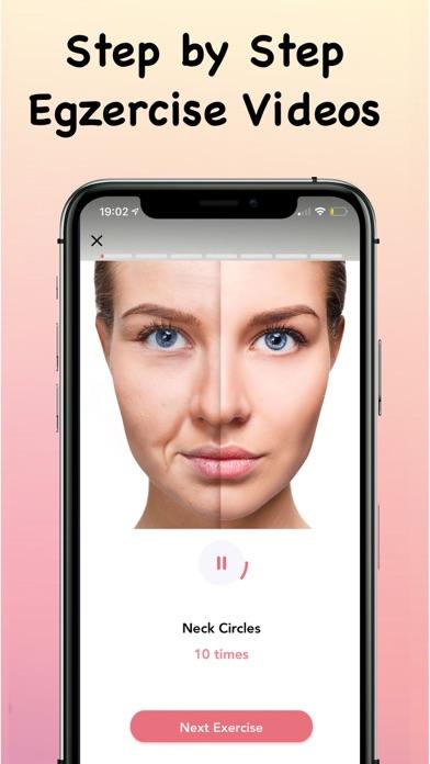 Face Yoga - フェイスエクササイズのおすすめ画像2
