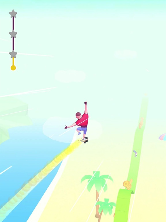 Crazy Ride 3D screenshot 7