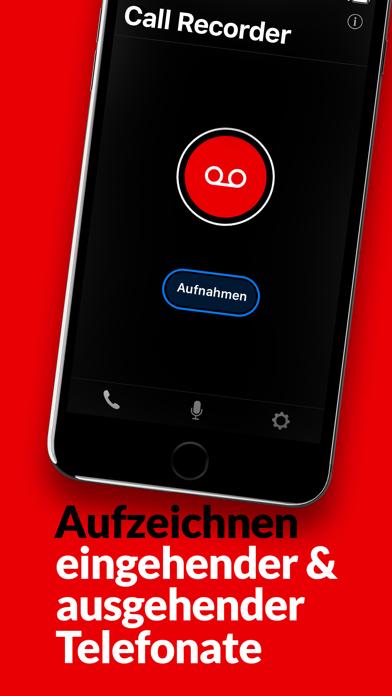 Anruf aufnehmen - RecMyCallsScreenshot von 4