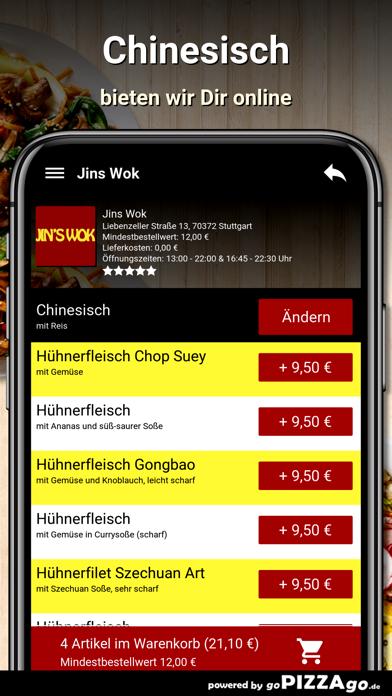 Jins Wok Stuttgart screenshot 5