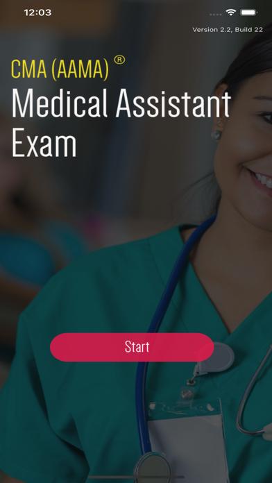Medical Assistant Exam Prep - screenshot 1