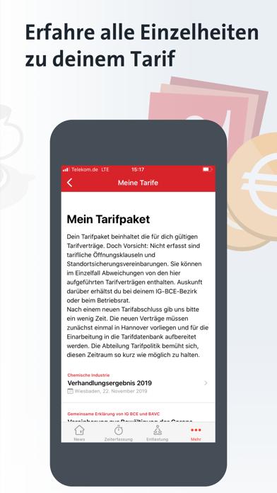messages.download Meine IG BCE software
