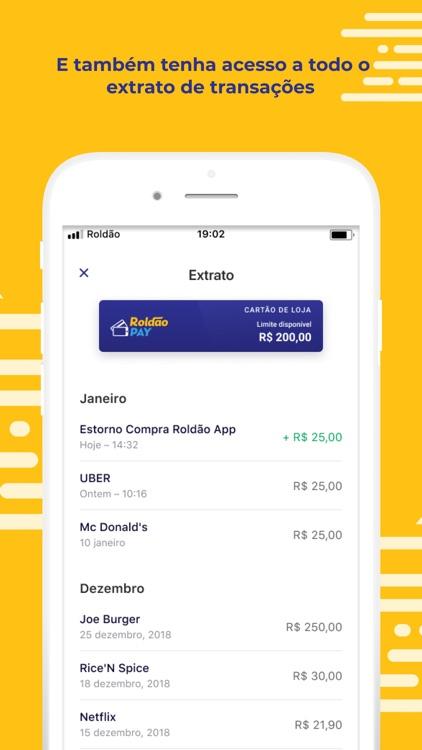 Roldão Pay Parcerias screenshot-4